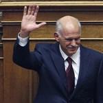 Papandreu már biztos lemond, de titkolózik