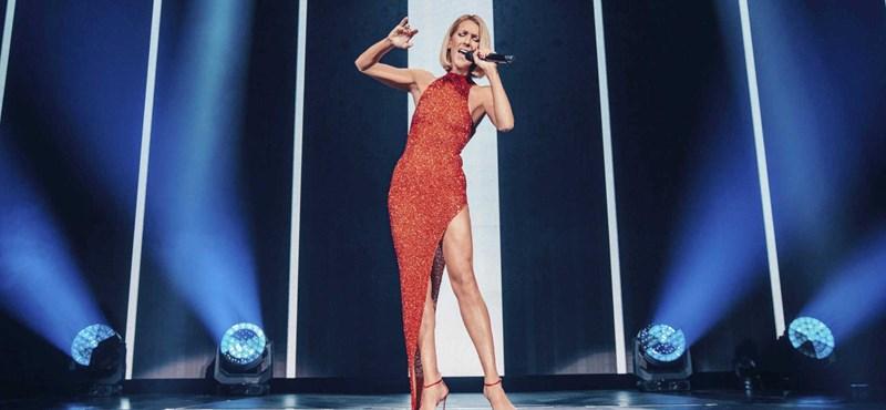 Magyarországra jön Celine Dion
