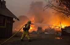 Kaliforniai tűzvész: már 71 halott