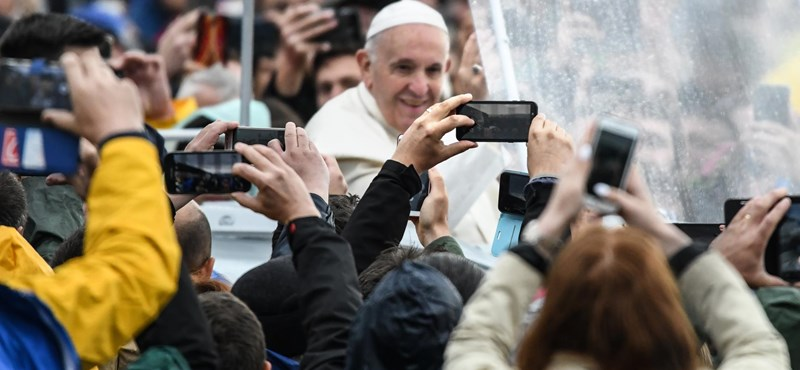 A történelmi pápalátogatás legjobb pillanatai