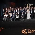 Milák Kristófot és Hosszú Katinkát választották az év sportolóinak