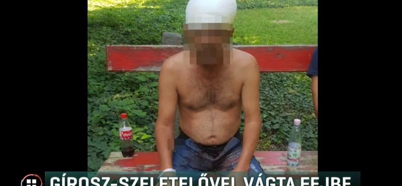 Felfüggesztett börtönt kapott a vendégre késsel támadó gíroszos