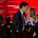 Koronavírusos Justin Trudeau felesége