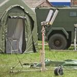 Honvédségi járművek okozhatnak egy kis dugót hétvégén