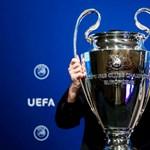 Bajnokok Ligája: itt a negyeddöntők sorsolása!