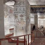 Most otthonából, ingyen járhatja be VI. Ramszesz sírhelyét – 360 fokos felvételek