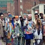 Egy igazán kúl divatbemutató London utcakövén is megállja a helyét