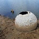 Fotó: űrsiklómaradványokat találtak Texasban