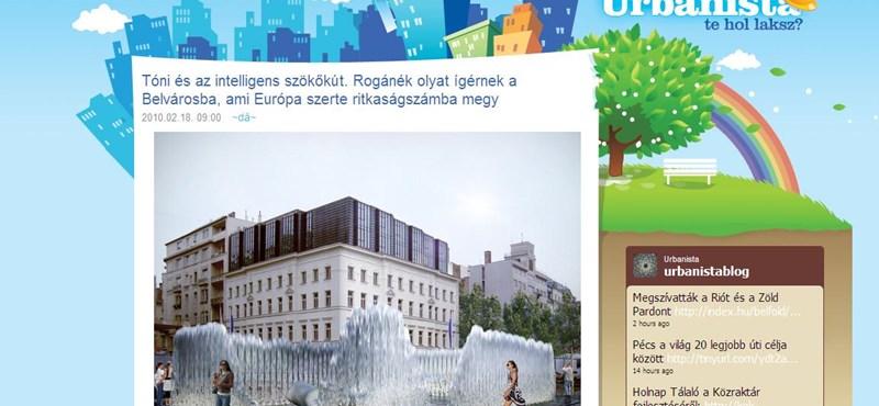Megvan Budapest kedvenc városnegyede