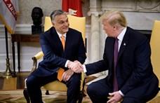 Orbán reméli, hogy Trump marad