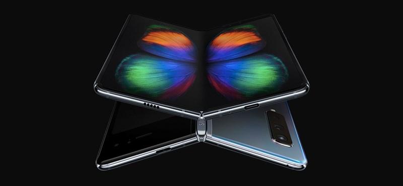 Még nem is árulják a Samsung összehajtható mobilját, de már az utódjáról érkeznek a hírek