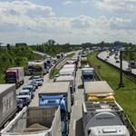 Még több útszakasz lett fizetős a kamionoknak