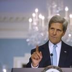 Kerry: 1429 halottja van a szíriai gáztámadásnak