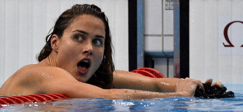 Jakabos hetedik lett, Csiao olimpia csúccsal nyert