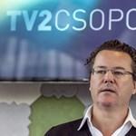 Távozik Dirk Gerkens a TV2-csoporttól