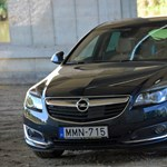 Opel Insignia 1.6 Turbo teszt: egyre inkább business class