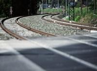 Vonat gázolt halálra egy férfit Hajdúböszörményben