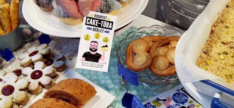 Budapest Cake Túra - így is lehet
