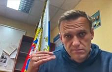 Navalnij letartóztatását a másodfokú bíróság is helybenhagyta