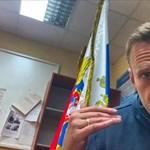 Egy második világháborús veterán megsértése miatt is elítélték Alekszej Navalnijt