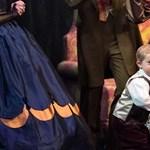 Videó: először kapott Down-szindrómás kisfiú szerepet A diótörőben