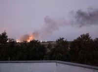 Robbanás történt a legnagyobb olasz gázfinomítóban