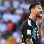 Argentína – Izland: 1-1
