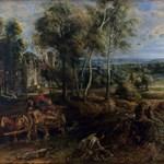 Vevőre vár a Rubens által megörökített belga kastély
