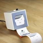 Frappáns ajándék: aprócska printer iPhone-ra az aprócska ügyekhez (videó)