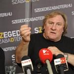 Gérard Depardieu-t is beveti a Fidesz a szegedi kampányban