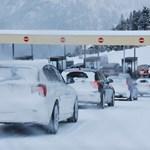 Hogyan vezessünk havon - téli tréning a BMW-vel