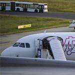 Ne a Wizz Air gépét nézze, hanem ami mögötte van - fotók