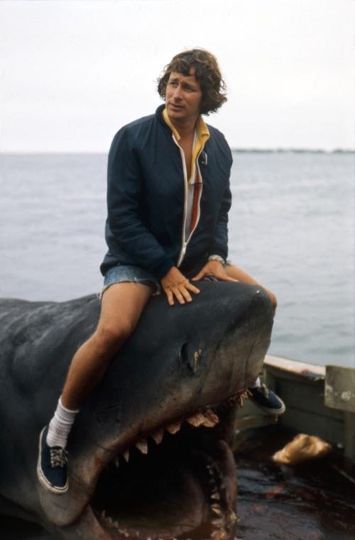afp.1975: Jaws, Cápa, Steven Spielberg