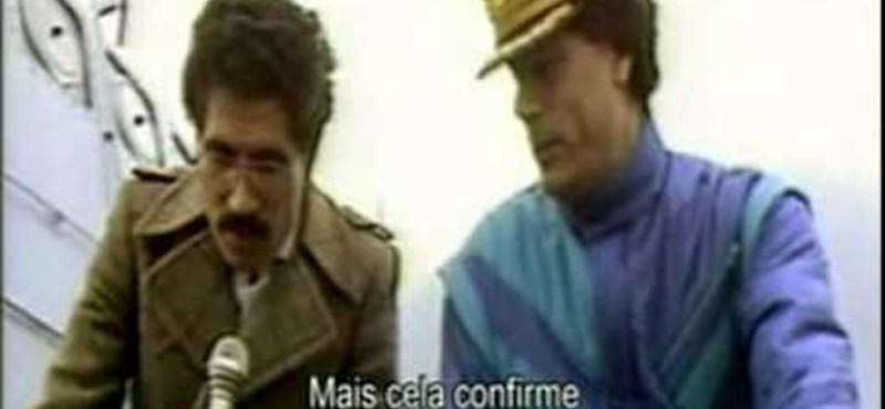Hogyan jutott idáig Kadhafi? – 2. rész, videókkal