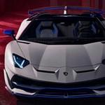 Hatszögek uralják a Lamborghini limitált szériás új sportkocsiját