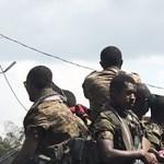 Eritreai katonák is beavatkozhattak a harcokba Tigrében