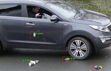 A kocsiból szemetelőket kezdi figyelni egy intelligens kamerarendszer Angliában