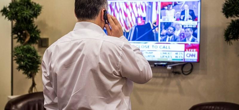 """""""Ki a faszagyerek?"""" – Orbán a 888.hu-nál vendégeskedett"""