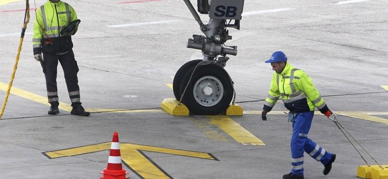 Véget ért a frankfurti reptéri sztrájk
