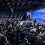 Putyinék jól elcsalhatták a választásokat