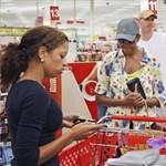 Titokban diszkont áruházban vásárolt Michelle Obama. Képek!
