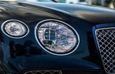 Hivatalos: itt az új Bentley Continental GT V8