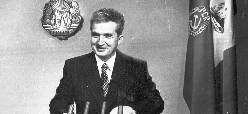 Ahora puede comprar la máquina especial Ceausescu