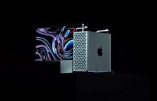 Kedden kezdi árulni az Apple az új szuperszámítógépét, ami egy lakás árába kerül