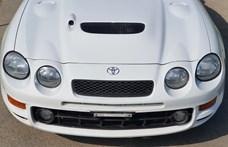 Toyota Celica GT-Four WRC: kipróbáltuk a japán legendát