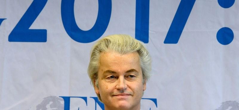 Geert Wilders megszabadult egy magyar származású rasszistától
