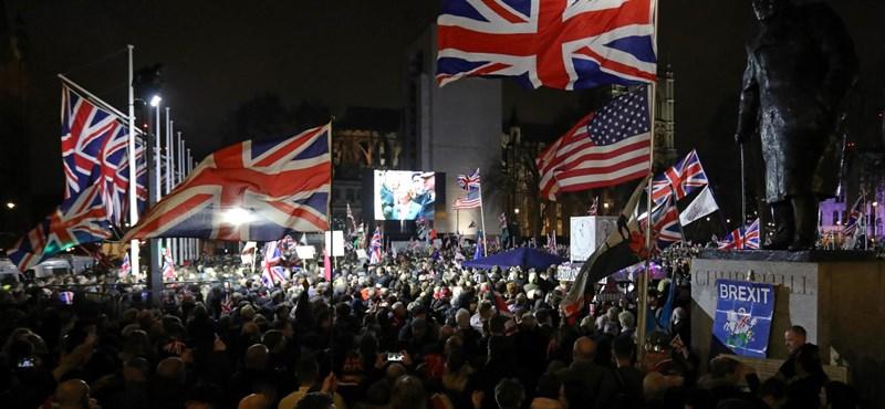 Bevégeztetett: Nagy-Britannia nem tagja többé az Európai Uniónak