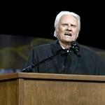 Meghalt a legendás amerikai hitszónok, Billy Graham