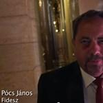 Videó: Egy fideszes képviselő biztos benne, hogy nem lesznek ellenzékben