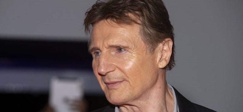 Egy rasszista megjegyzés, és Liam Neeson bukott ember lett